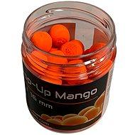Mastodont Baits - Fluo Pop-Up Mango 16mm 200ml Oranžová - Pop-up boilies