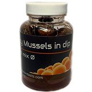 Mastodont Baits - Boilie v dipu Crazy Mussels 16/20mm 150ml - Boilie