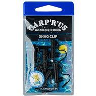 Carp´R´Us Snag Clip Silt 6ks - Závěska