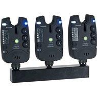 Anaconda - Sada hlásičů Nighthawk GSX-R6 3+1 Modrá - Sada hlásičů