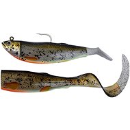 Savage Gear - Cutbait Herring Kit 20cm 270g Deciving 3D Burbot (Glow) - Nástraha