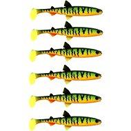 Westin HypoTeez 9cm 5g, 6pcs - Rubber bait
