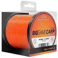 FIN Big Game Carp 0,30mm 13,2lbs 600m Oranžový