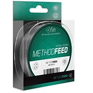 FIN Method Feed 0,16mm 5,3lbs 200m Šedý - Vlasec