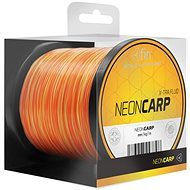 FIN Neon Carp 0,32mm 18,5lbs 600m Žluto-oranžový - Vlasec