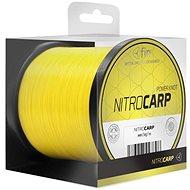 FIN Nitro Carp 0,37mm 24,3lbs 300m Žlutý