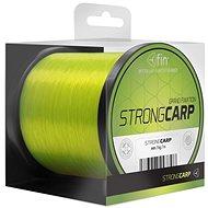 FIN Strong Carp0,35mm 22,2lbs 600m Žlutý - Vlasec