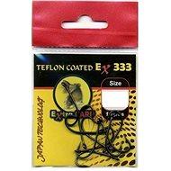 Extra Carp Teflon Hooks EX 333 Velikost 8 10ks - Háček