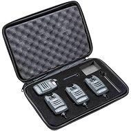 Mivardi MX33 Wireless 3+1 Fialová + bílá + žlutá - Sada hlásičů