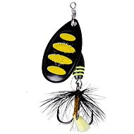 Savage Gear Rotex Spinner Velikost 2a 4g Black Bee - Třpytka