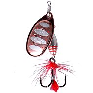 Savage Gear Rotex Spinner Velikost 3a 6g Cobber Silver - Třpytka