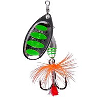 Savage Gear Rotex Spinner Velikost 3a 6g Green Highlander - Třpytka
