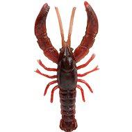 Savage Gear Gumová nástraha 3D LB Reaction Crayfish 7,5cm 4,5g Red&Black 5ks - Gumová nástraha
