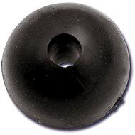 Black Cat Rubber Shock Bead 10mm 10ks - Korálek