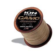 Awa Shima - Vlasec Ion Power Camo Quattro 0,354mm 21,1kg 600m - Vlasec