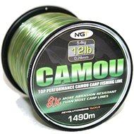 NGT Camou Line 0,28mm 5,4kg 1490m - Vlasec