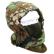 NGT Camo Snood with Face Guard - Nákrčník