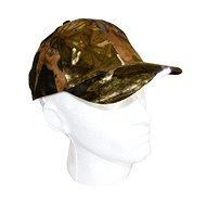 NGT Camo Cap with Led Lights - Kšiltovka