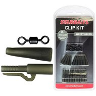 Starbaits Clip Kit Set Zelená 10ks - Montáž