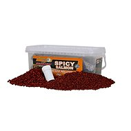 Starbaits Pellets Spicy Salmon Mix 2kg - Pelety
