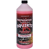 Starbaits Prep X Squirtz Strawberry 1l - Booster