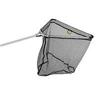 Delphin Podběrák kovový střed, pogumovaná síťka 1,7m 60x60cm - Podběrák