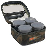 FOX Camolite Glug 8 Pot Case - Pouzdro