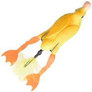 Savage Gear 3D Hollow Duckling 10cm 40g Yellow - Gumová nástraha