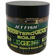 Jet Fish Boosterované boilie Legend Bioliver + Ananas/N-Butric Acid 20mm 120g - Boilie