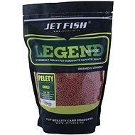 Jet Fish Pelety Legend Chilli 4mm 1kg - Pelety