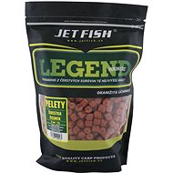 Jet Fish Pelety Legend Švestka/Česnek 12mm 1kg - Pelety