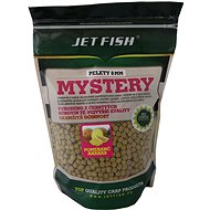 Jet Fish Pelety Mystery Pomeranč/Ananas 8mm 1kg
