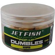 Jet Fish Pop-Up dumbles Signal Scopex 11mm 40g - Pop-up boilies