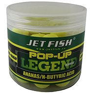 Jet Fish Pop-Up Legend Ananas/N-butyric Acid 16mm 60g - Pop-Up