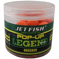 Pop-up boilies Jet Fish Pop-Up Legend Broskev 16mm 60g - Pop-up boilies