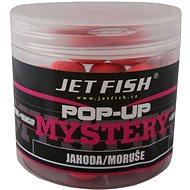 Jet Fish Pop-Up Mystery Jahoda/Moruše 20mm 60g - Plovoucí boilies