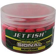 Jet Fish Pop-Up Signal Halibut/Česnek 12mm 40g - Pop-up boilies