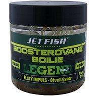 Jet Fish Boosterované boilie Legend Žlutý impuls + Ořech/Javor 20mm 120g - Boilies