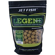Jet Fish Boilie Legend Žlutý impuls + Ořech/Javor 20mm 1kg - Boilies