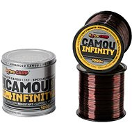 Extra Carp Infinity Camou 0,33mm 13,9kg 1000m - Vlasec