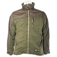 Tactic Carp Fleece Fish Jack Green - Bunda