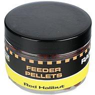 Mivardi Feederové pelety Rapid Red Halibut 8mm 100g - Pelety
