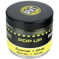 Mivardi Plovoucí boilies Rapid Pop Up Česnek&Chilli 14+18mm 50g - Pop-up boilies