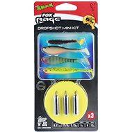 FOX Rage Dropshot Micro Kit 0,27mm 11,35lb 1m 12g Velikost 4 3ks