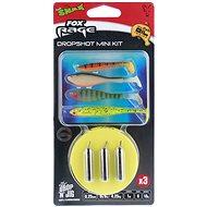 FOX Rage Dropshot Micro Kit 0,25mm 9,37lb 1m 10g Velikost 6 3ks - Návazec