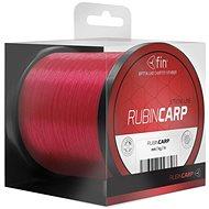 FIN Rubin Carp 0,31mm 18,5lbs 1200m Červený - Vlasec