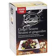 Bradley Smoker - Brikety Premium Ginger Sesame 48ks - Brikety