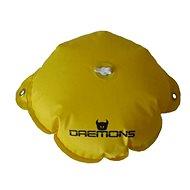 Daemons Bójka kulatá sumcová nafukovací 30 cm Žlutá - Bójka