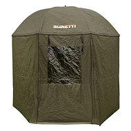 Suretti Deštník s bočnicí 2,5m Full Cover 210D - Rybářský deštník