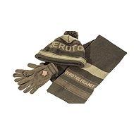Nash ZT Hat, Scarf and Gloves Set - Čepice